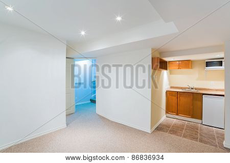 Interior Design Of Basement