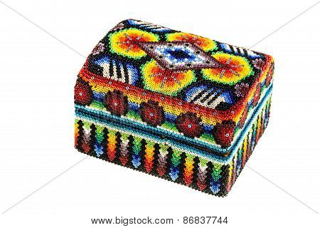 Colorful Casket