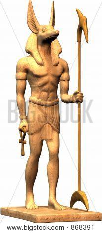 Egyptian Anubis