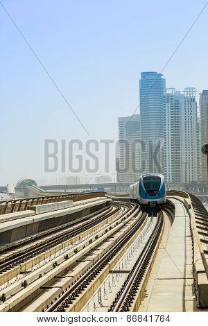 Dubai Metro Railway