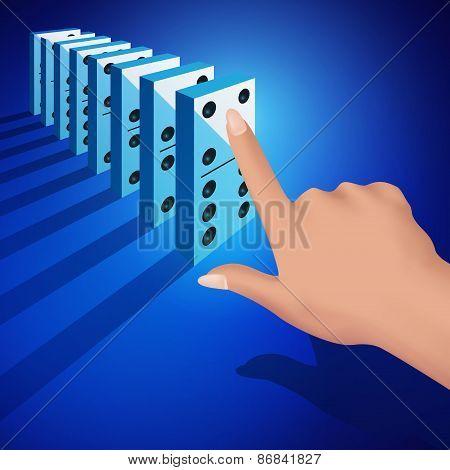 Domino Concept