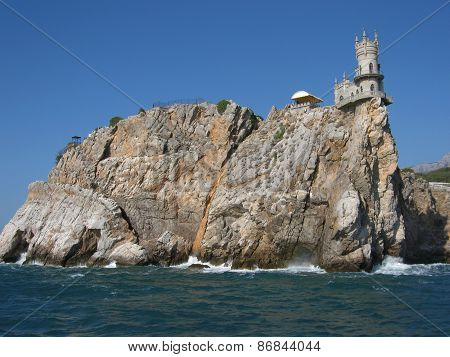 Castle Swallow's Nest, Crimea