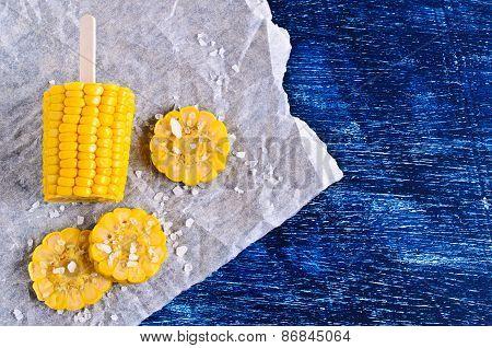 Cut Corn On The Cob