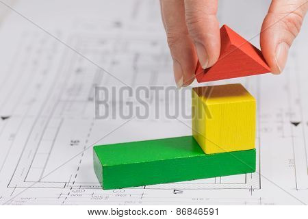 The Concept Of Building A House