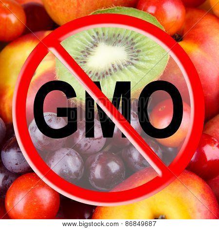 Fresh fruits without gmo
