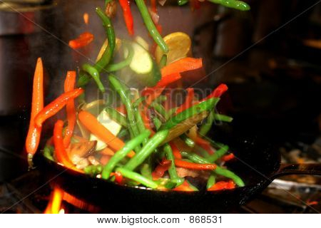 Vegetable Flip