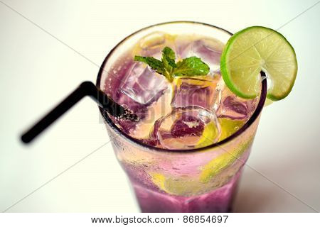 Chilled summer beverage