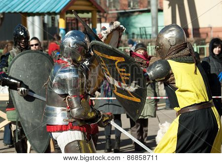 Medieval Knight Tournament