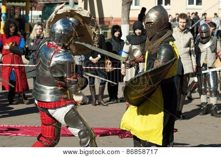 Knights Fights