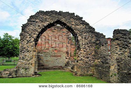 Twelfth Century Archway