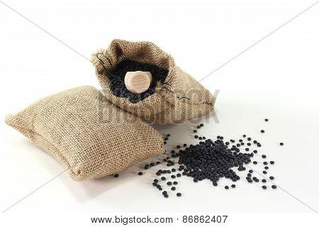 Dried Beluga Lentils