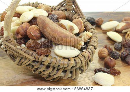 Crunchy Nut Mixture