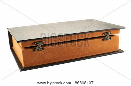 Secret book shaped casket