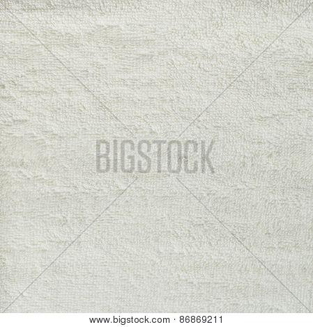 White towel cloth texture