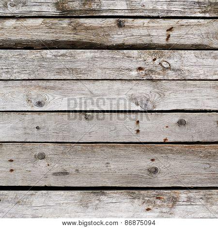 Old wooden planks fragment