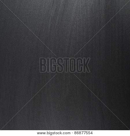 Washed black chalk board