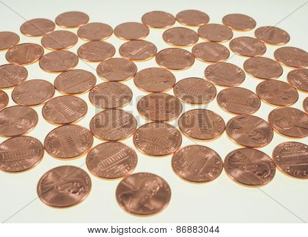 Coins 1 Cent