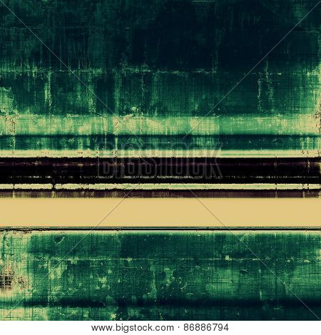 Grunge retro texture, elegant old-style background. With different color patterns: yellow (beige); brown; gray; green