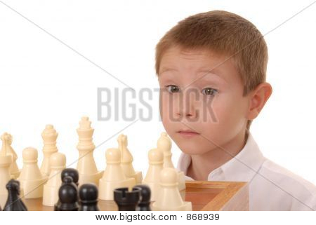 Chess Boy