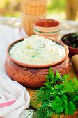 foto of mashed potatoes  - Herbed Mashed Potato  - JPG