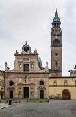 Постер, плакат: San Giovanni Evangelista Parma Italy