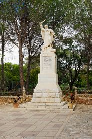 foto of prophets  - Monument for the Prophet Elijah - JPG