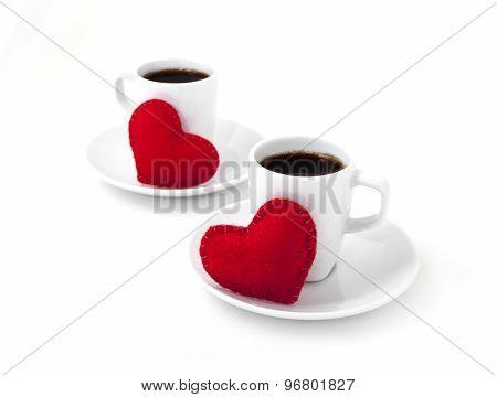 Coffee valentine