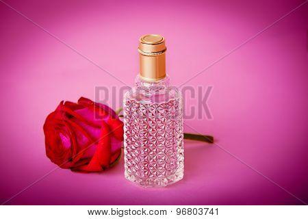 Perfume And  Bud