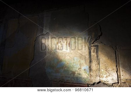 Pompeii Wall Paintings