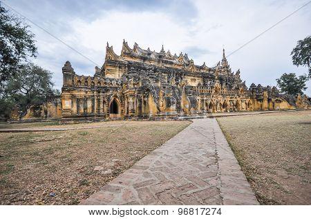 Myanmar Temple