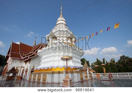 Temple ,Doi Saket
