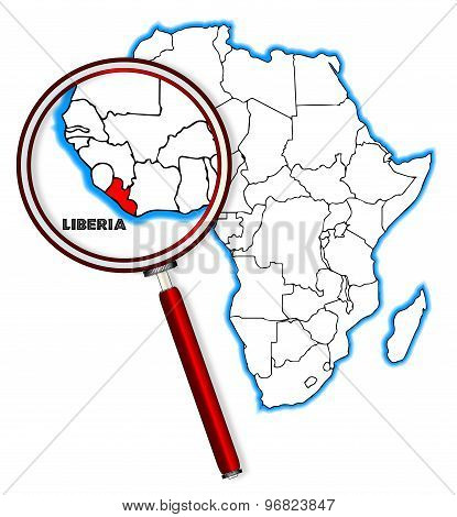 Liberia Under A Magnifying Glass
