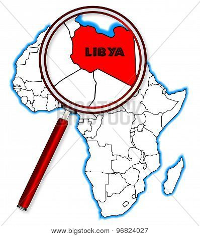 Libya Under A Magnifying Glass