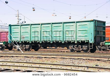Railway Vagon