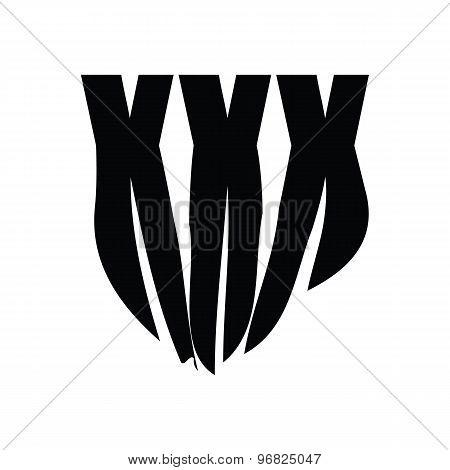 Vector sign. XXX.