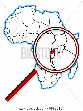 Rwanda Under A Magnifying Glass