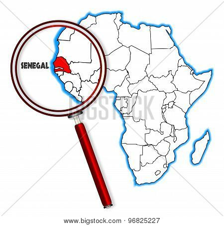 Senegal Under A Magnifying Glass