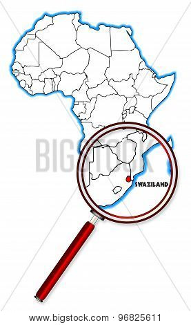 Swaziland Under A Magnifying Glass