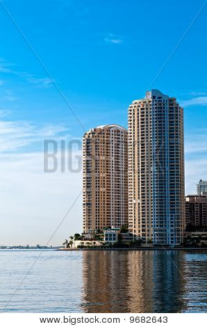 Miami Brickell Key Condo