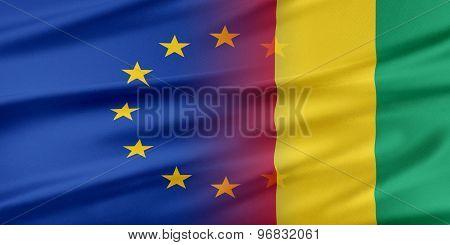 European Union and Guinea.