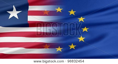 European Union and Liberia.