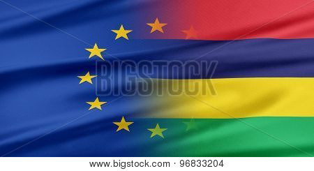 European Union and Mauritius.