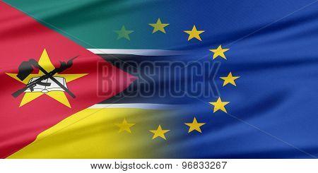 European Union and Mozambique.