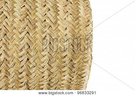 Esparto grass texture