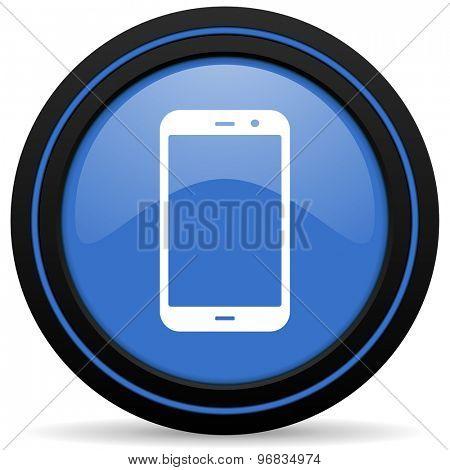 smartphone icon phone sign