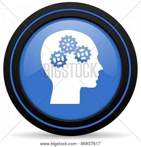 head icon human head sign