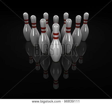 Bowling Ten Pin