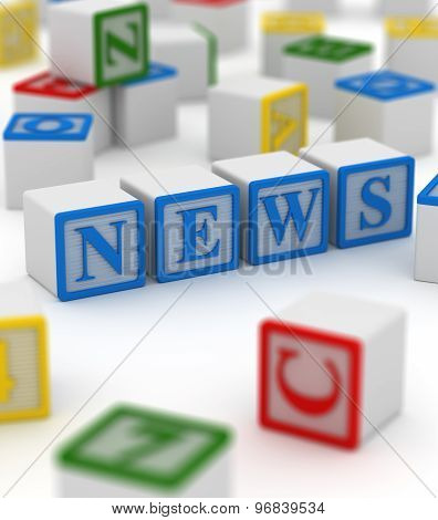 Colorful Block - News