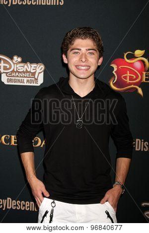 LOS ANGELES - JUL 24:  Ryan Ochoa at the