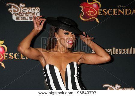 LOS ANGELES - JUL 24:  Wendy Raquel Robinson at the